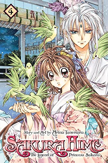 Sakura Hime: The Legend of Princess Sakura Vol. 4