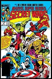 Marvel Super Heroes Secret Wars (1984-1985) #1
