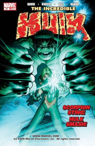 Incredible Hulk (1999-2008) #87