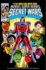 Marvel Super Heroes Secret Wars (1984-1985) #2