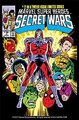Secret Wars (1984-1985) #2