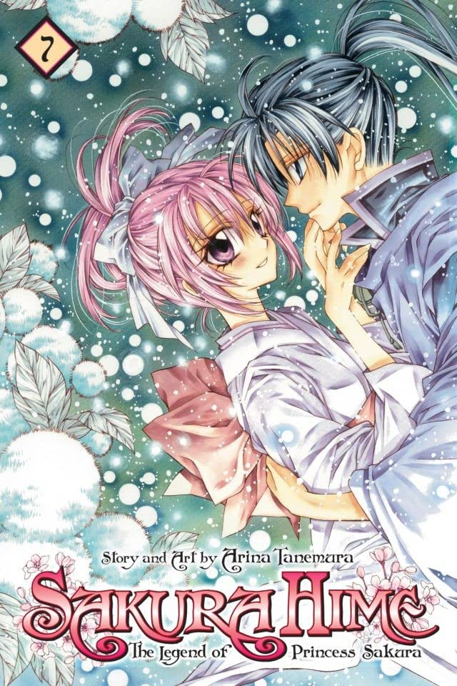 Sakura Hime: The Legend of Princess Sakura Vol. 7