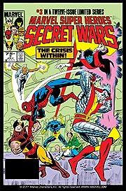 Marvel Super Heroes Secret Wars (1984-1985) #3