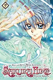 Sakura Hime: The Legend of Princess Sakura Vol. 9