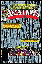 Marvel Super Heroes Secret Wars (1984-1985) #4