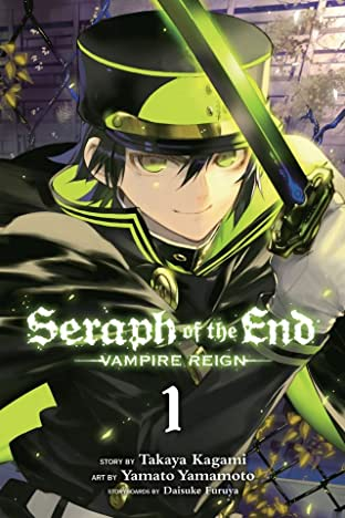 Seraph of the End Tome 1