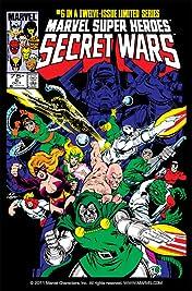 Marvel Super Heroes Secret Wars (1984-1985) #6