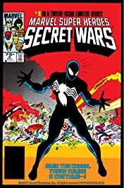 Marvel Super Heroes Secret Wars (1984-1985) #8