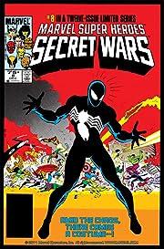 Marvel Super Heroes Secret Wars (1984-1985) #8
