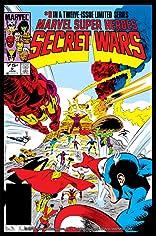Secret Wars (1984-1985) #9