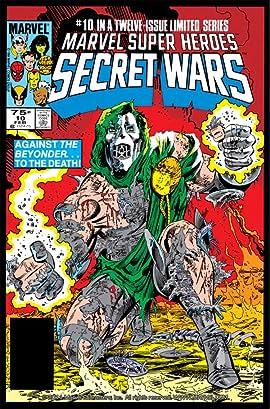 Marvel Super Heroes Secret Wars (1984-1985) #10