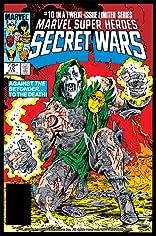 Secret Wars (1984-1985) #10