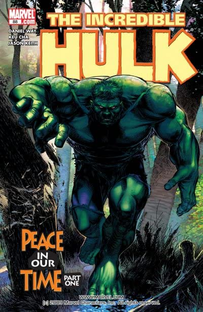 Incredible Hulk (1999-2008) #88
