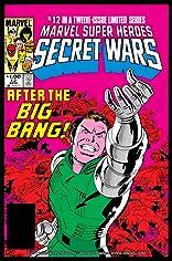 Secret Wars (1984-1985) #12