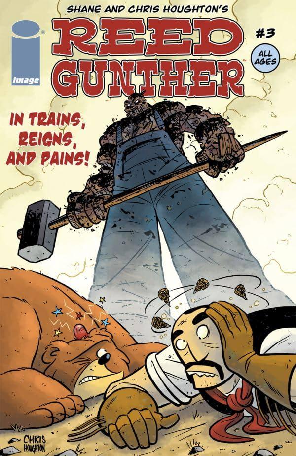 Reed Gunther #3