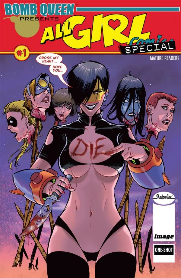 Bomb Queen Presents: All Girl Comics #1: Special