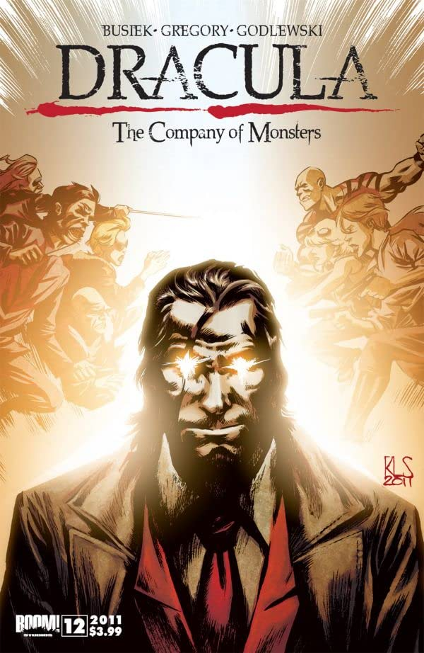 Dracula: The Company of Monsters #12