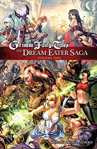 Dream Eater Saga Tome 1