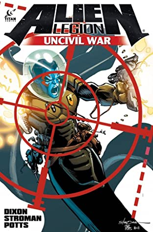 Alien Legion: Uncivil War No.3