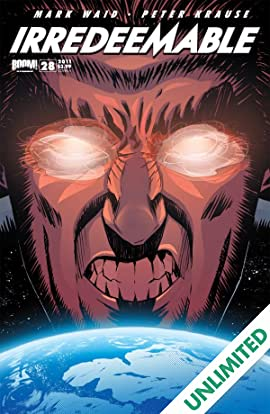 Irredeemable #28