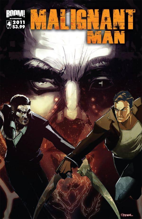 Malignant Man #4 (of 4)