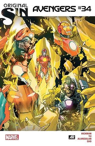 Avengers (2012-2015) No.34