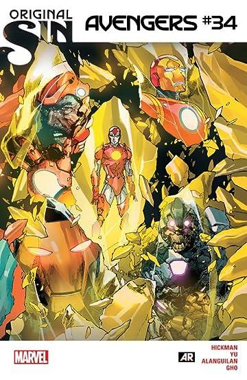 Avengers (2012-2015) #34