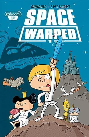 Space Warped #1 (of 6)