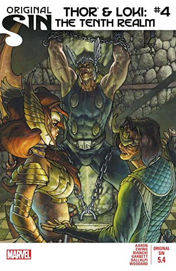 Original Sin: Thor & Loki No.4