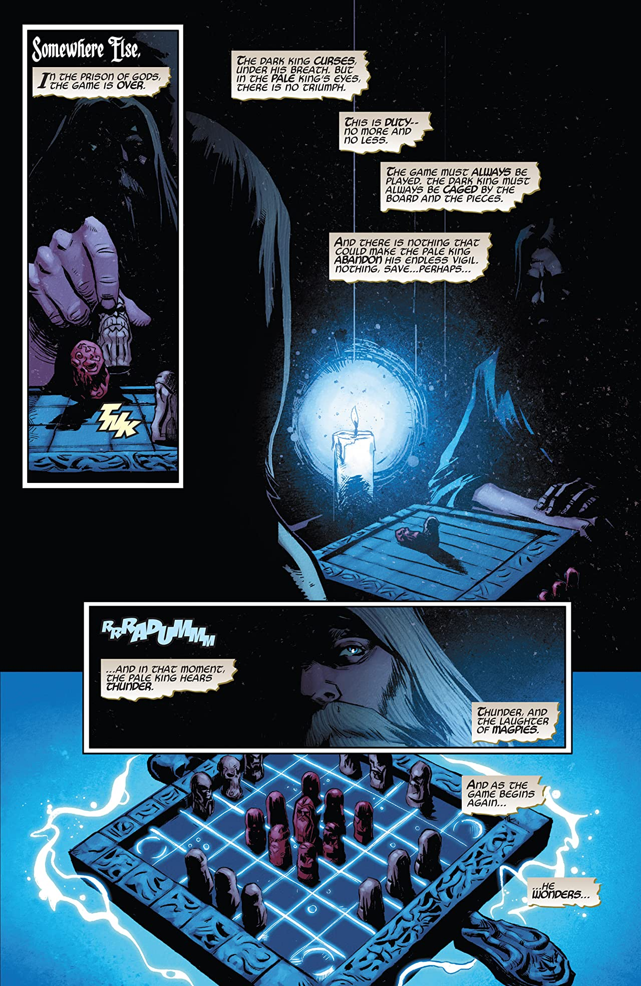 Original Sin: Thor & Loki #4