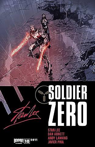 Stan Lee's Soldier Zero #10