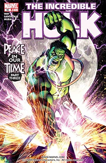 Incredible Hulk (1999-2007) #90
