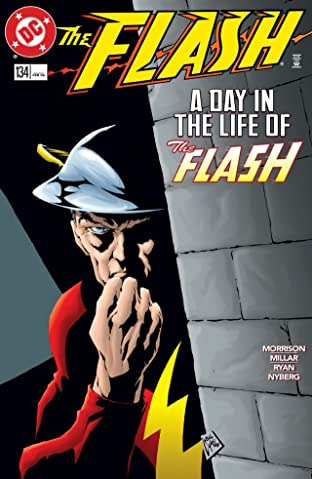 The Flash (1987-2009) #134
