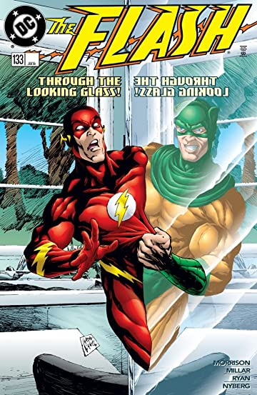 The Flash (1987-2009) #133