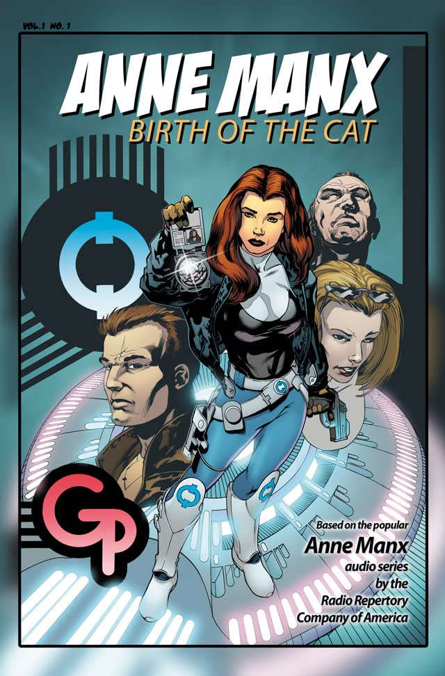 Anne Manx: Birth of the Cat #1