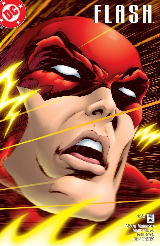 The Flash (1987-2009) #132