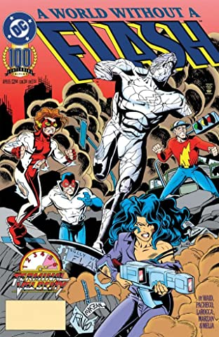 The Flash (1987-2009) #100