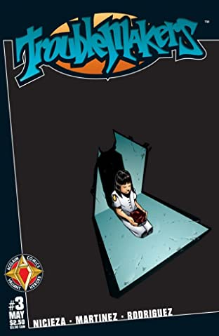 Troublemakers (1997) #3