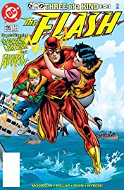 The Flash (1987-2009) #135