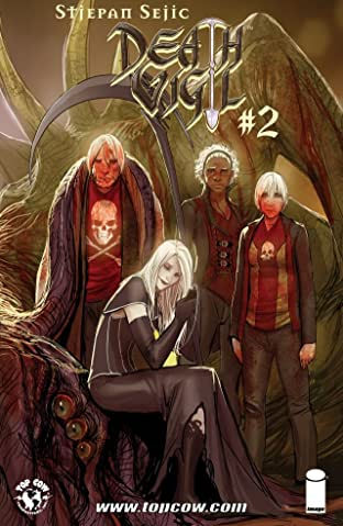 Death Vigil #2 (of 8)