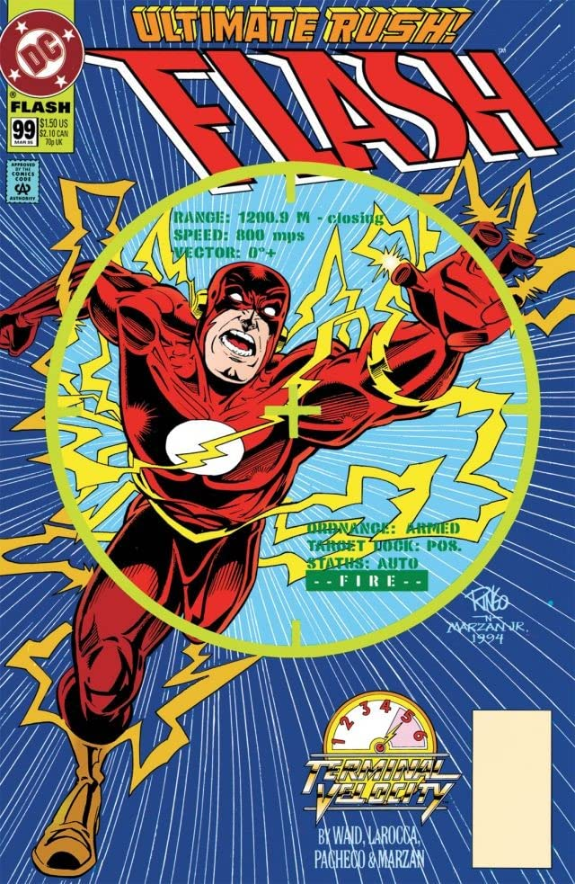 The Flash (1987-2009) #99