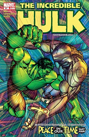 Incredible Hulk (1999-2008) #91
