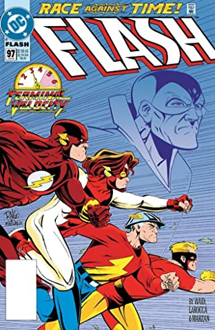 The Flash (1987-2009) #97