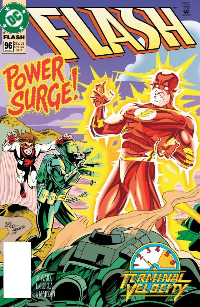 The Flash (1987-2009) #96