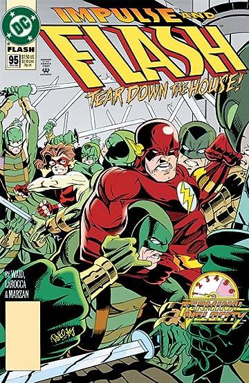 The Flash (1987-2009) #95