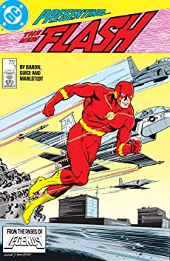 The Flash (1987-2009) #1