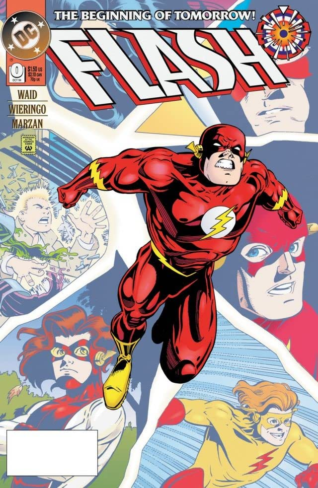 The Flash (1987-2009) #0