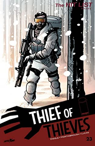 Thief of Thieves #23