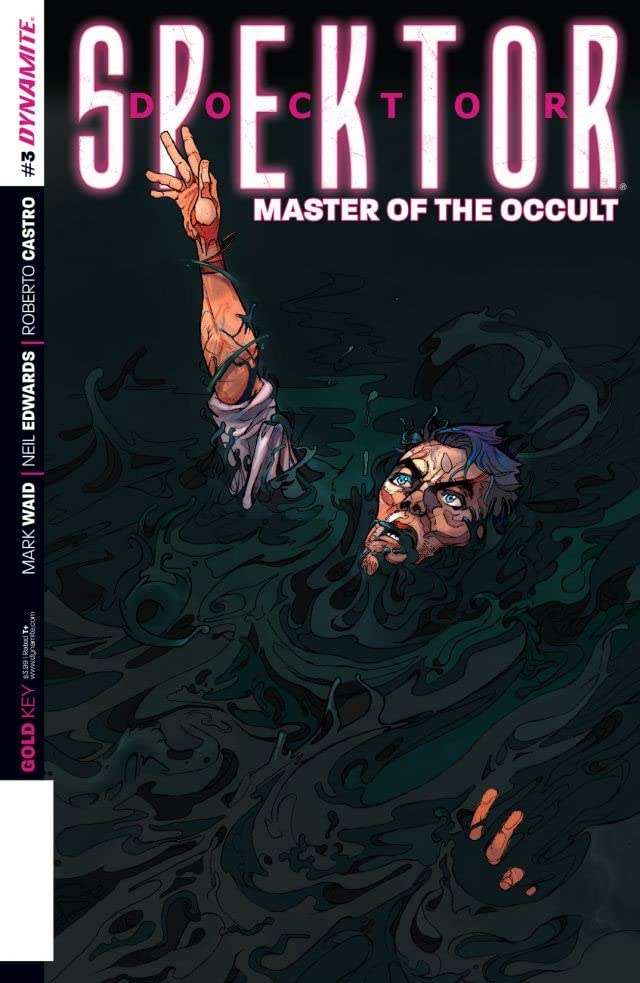 Doctor Spektor: Master of the Occult #3: Digital Exclusive Edition