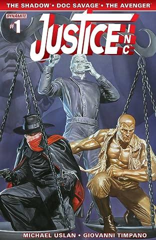Justice, Inc. No.1 (sur 6): Digital Exclusive Edition
